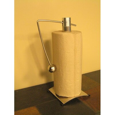 Isis Paper Towel Roll Holder Finish: Brushed Nickel