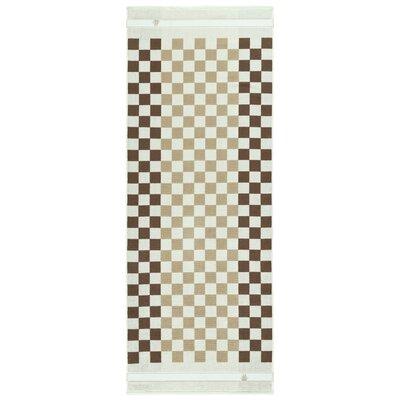 Egeria Plaid Sauna Towel