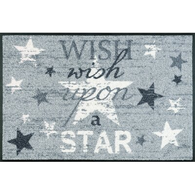 Wash+dry Fußmatte Wish upon a star