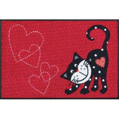Wash+dry Fußmatte Romeo in Love