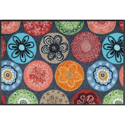 Wash+dry Fußmatte Coralis