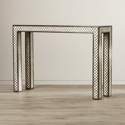 Tamil Basan Console Table