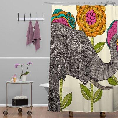 Mellott Aaron Shower Curtain