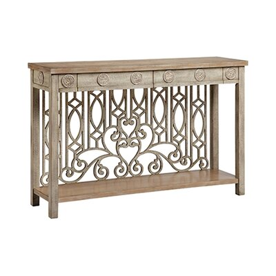Fontainebleau Console Table