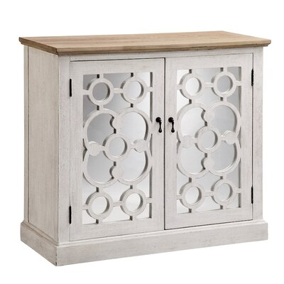 Caledonia 2 Door Accent Cabinet