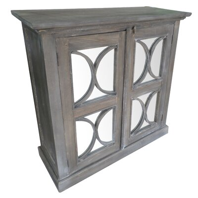 Ledesma 2 Door Accent Cabinet