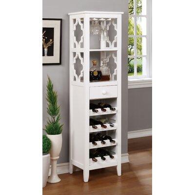 Warrington 12 Bottle Floor Wine Cabinet