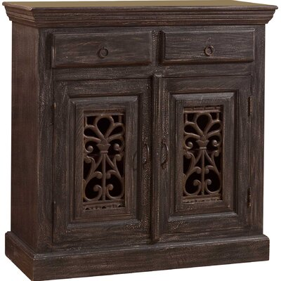 Motyka 2 Drawers And 2 Doors Accent Cabinet