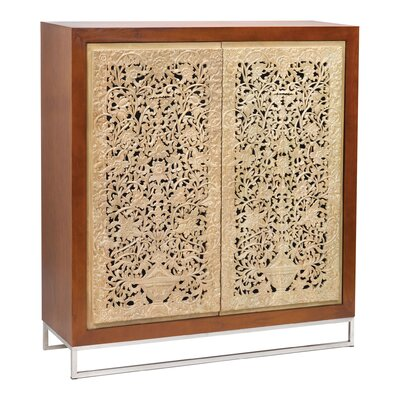 Aruna 2 Door Accent Cabinet