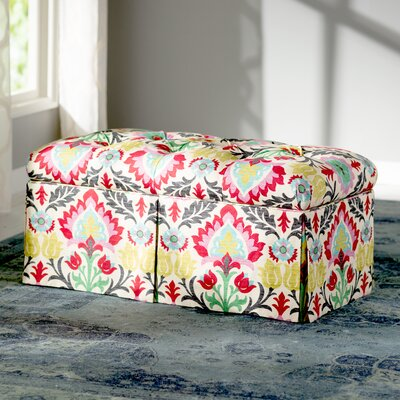Dillen Upholstered Storage Bench