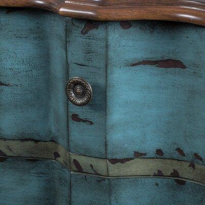 Devereau 3 Drawer Cabinet