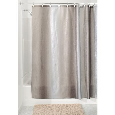 Park Shower Curtain Color: Granite