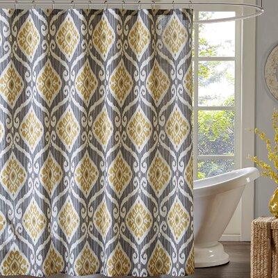 Alexander Printed Shower Curtain