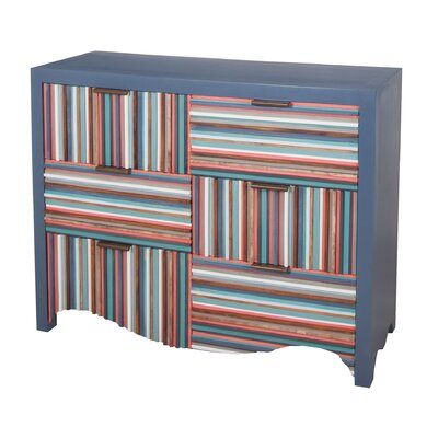 Harlan 6 Drawer Accent Chest
