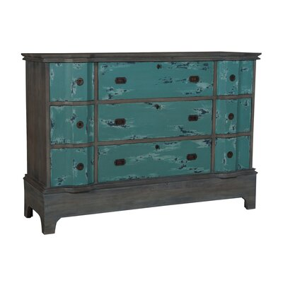 Mahala 9 Drawer Accent Chest