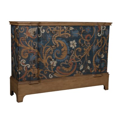 Mahala 12 Drawer Accent Chest