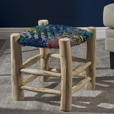 Sid Cottage Accent Stool