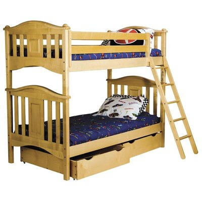 Bonneau Twin Over Twin Bunk Bed