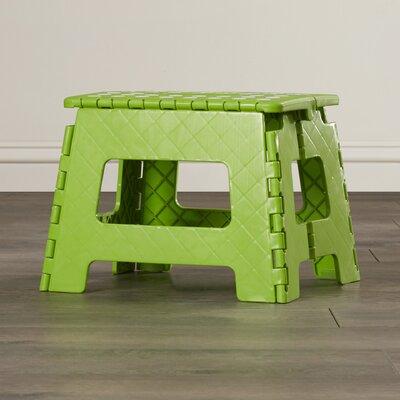 Ravenscourt Folding Stool Color: Green