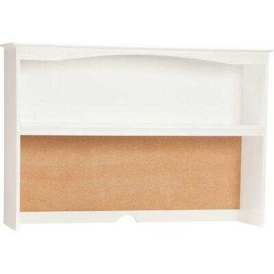 """Bonneau 36"""" H X 52"""" W Desk Hutch Finish: White"""