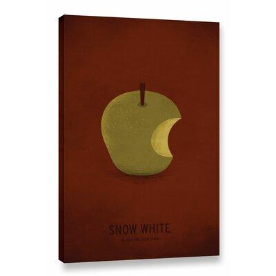 """Ellijay Snow Canvas Art Size: 48"""" H x 32"""" W x 2"""" D"""