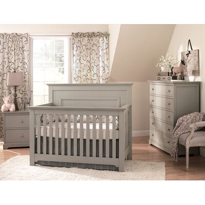Chesapeake 4-in-1 Convertible 2 Piece Crib Set