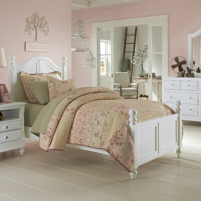 Javin Arch Panel Bed