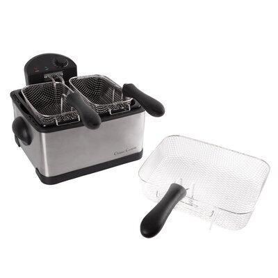 4 Liter Electric Deep Fryer