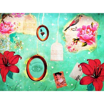 Heartelier Frames Painting Print