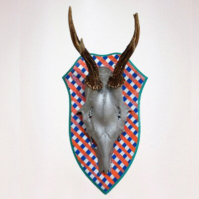 Heartelier Wolle Antlers Wall Décor