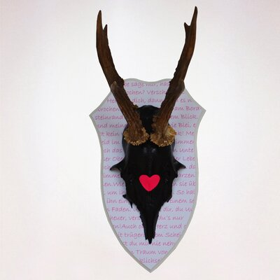 Heartelier Sefferl Antlers Wall Décor