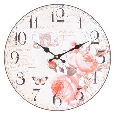 Obique Family 34cm Wall Clock