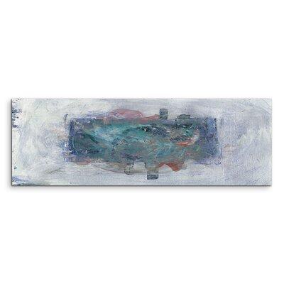 PaulSinusArt Enigma Panorama Abstrakt 1320 Painting Print on Canvas