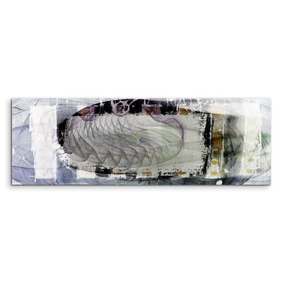 PaulSinusArt Enigma Panorama Abstrakt 1322 Painting Print on Canvas
