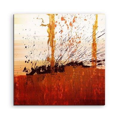 PaulSinusArt Enigma Abstract 699 Photographic Print on Canvas