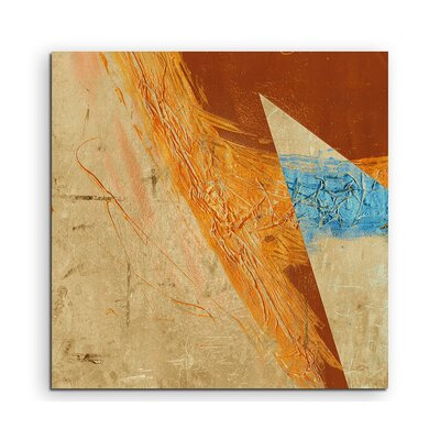PaulSinusArt Enigma Abstrakt 700 Painting Print on Canvas