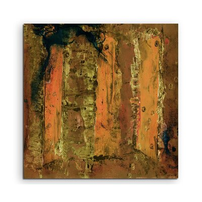 PaulSinusArt Enigma Abstract 707 Photographic Print on Canvas