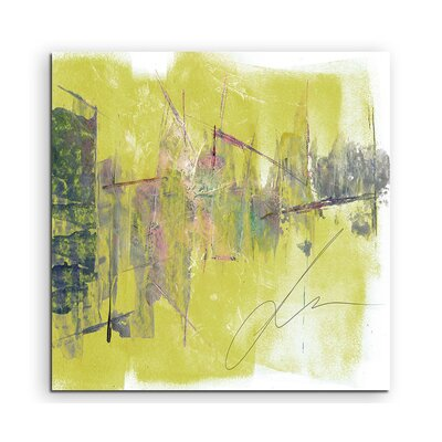 PaulSinusArt Enigma Abstract 709 Photographic Print on Canvas