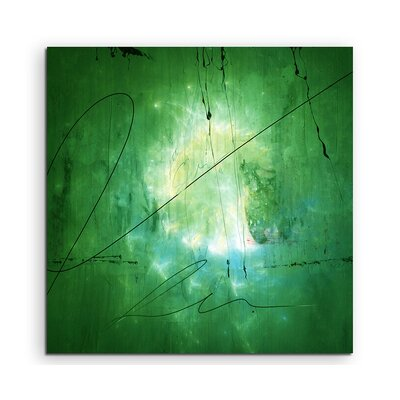 PaulSinusArt Enigma Abstract 1260 Photographic Print on Canvas