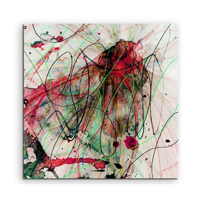 PaulSinusArt Enigma Abstract 1267 Photographic Print on Canvas