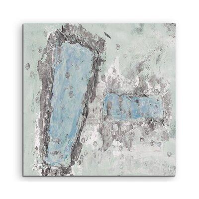 PaulSinusArt Enigma Abstrakt 712 Painting Print on Canvas