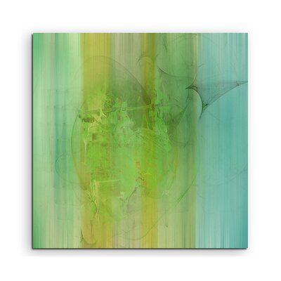 PaulSinusArt Enigma Abstract 714 Photographic Print on Canvas