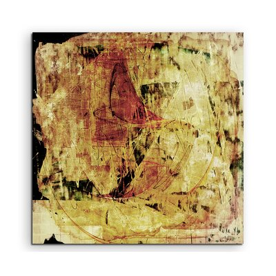 PaulSinusArt Enigma Abstrakt 716 Painting Print on Canvas