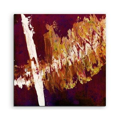 PaulSinusArt Enigma Abstrakt 717 Painting Print on Canvas