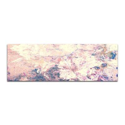 PaulSinusArt Enigma Panorama Abstrakt 327 Painting Print on Canvas