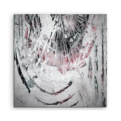PaulSinusArt Enigma Abstrakt 895 Painting Print on Canvas