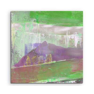 PaulSinusArt Enigma Abstract 896 Photographic Print on Canvas