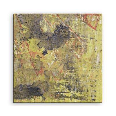 PaulSinusArt Enigma Abstrakt 897 Painting Print on Canvas