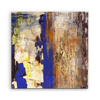 PaulSinusArt Enigma Abstrakt 900 Painting Print on Canvas