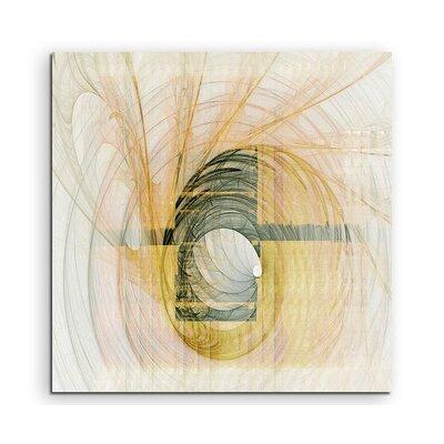 PaulSinusArt Enigma Abstrakt 1282 Painting Print on Canvas